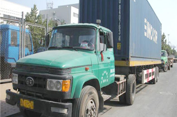 النقل والتغليف لشركة وي يونج