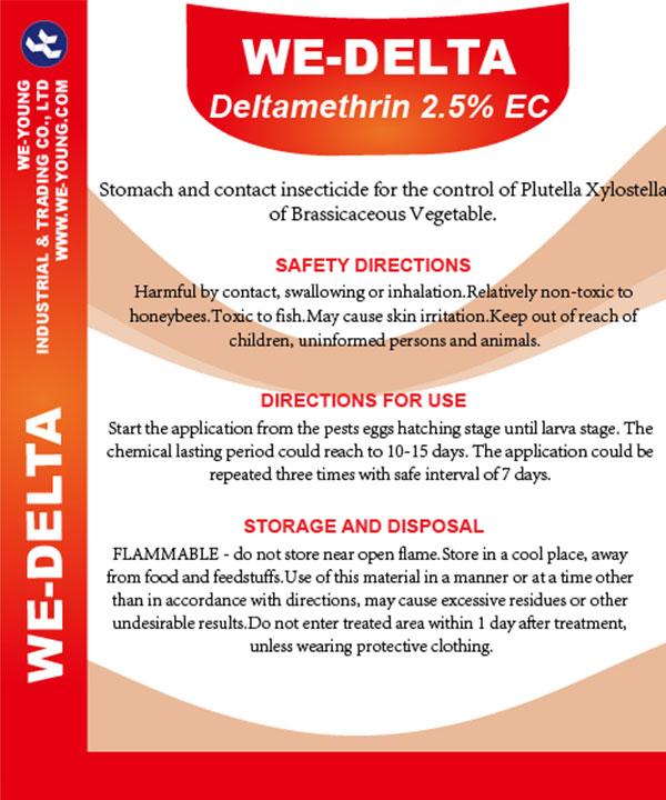 Deltamethrin