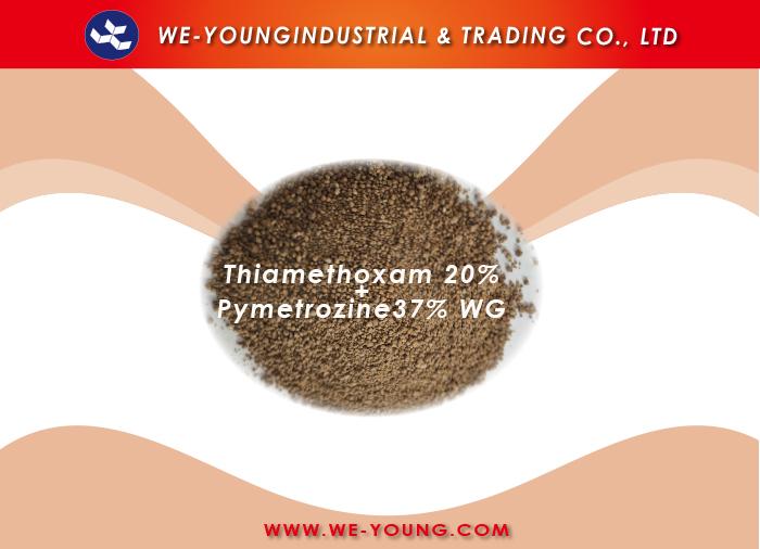 Thiamethoxam+Pymetrozine