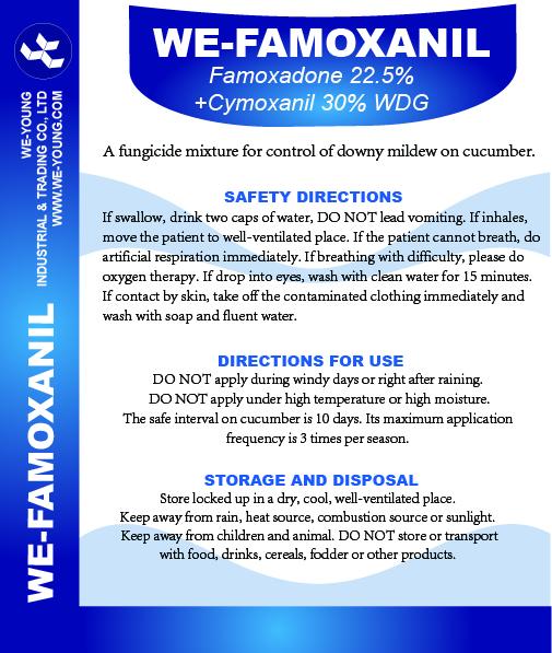 Famoxadone+Cymoxanil